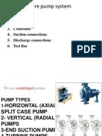 Fire Pump System