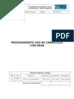 Procedimiento Canastillo