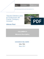 VOL 1 (Memoria Descriptiva)