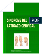 Latigazo Cervical Power Point