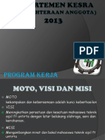 Departemen Kesra 2013 (Kaswan)
