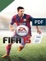 Fifa-15-Manuals Sony Playstation 3 Uk