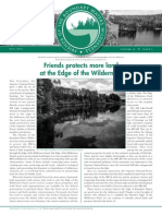 Friends of the Boundary Waters Wilderness Fall 2014 Newsletter