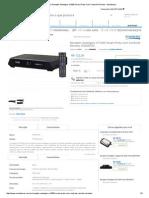Visiontec Receptor Analógico Vt1000 Smart Preto Com Controle Remoto - Mundomax