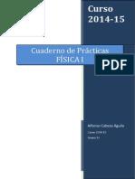 Cuaderno de Prácticas Fisica I Universidad de Jaén