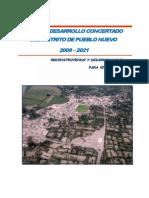 Plan de Pueblo Nuevo Ica 2009 - 2021 Final