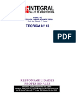 T13a responsabilidades profesionales