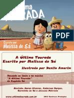 A Última Tourada - Livro 6 Ano