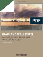 2013_2 Shale Gas & Wall Street Debora Rogers