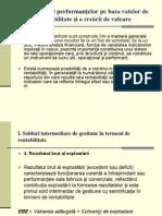 IV.3. Diagnostic Performante RATE