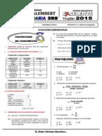 1° Práctica (Ecuaciones Dimensionales)
