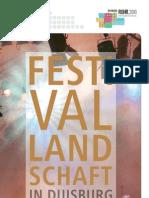 Einleitung Festivallandschaft in Duisburg 2010