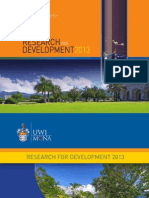 Research for Development2013