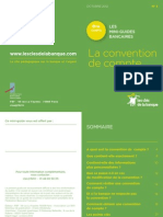 Mini Guide 05 Convention de Compte