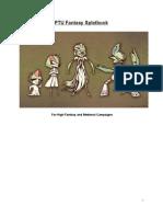Ptu Fantasy Splat Book