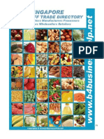 Singapore Foodstuff Trade Directory