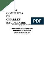 Baudelaire Charles - Poesia Completa Ed Bilingue