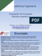 Evaluaciondeproyectos Solucion Practica 2