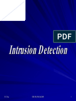 4 Intrusion Detection