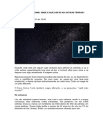 o Paradoxo de Fermi