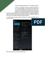 Recuperar la opción de elección múltiple de aplicaciones en tu smartphone Android