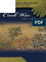 The Creek War of 1813-1814