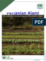 Buku Pertanian Alami Yapeka