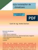 Inspecţia Instalaţiilor de Climatizare