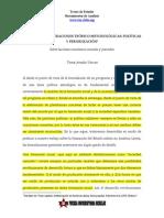 Sobre Las Fases Economico-sociales y Periodos - Tomas a. Vasconi-libre
