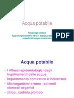 Acqua Potabile-slide