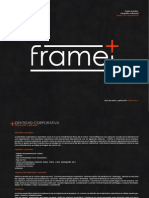 Manual Corporativo Frame 2012