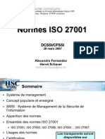 Cfssi Iso27 Intro
