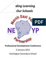 NEYP TD Programme - Booklet 5 January 2015 Final Version 5-1-15