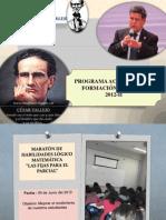 PARTICIPACIÓN DE F.G. EN ESCUELA DE PADRES 27-06.pptx