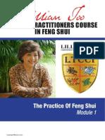 Module 1 Feng Shui