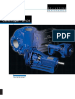 SPD Centrifugal Pumps Catalogue