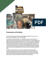 Freemasons on the Moon