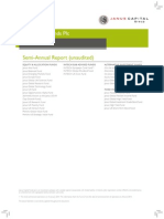 Semi Annual Report
