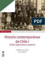 Historia Contemporánea de Chile Tomo I