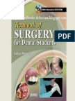 Textbook of Surgery for Dental Students-smile4Dr