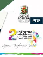 Informe de Gobierno Iguala 2014