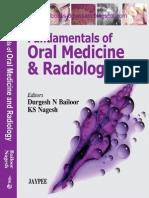 Fundamentals of Oral Medicine and Radiology-smile4Dr