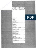 Genesis Anthology Pdf