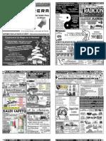 REVISTA TRADICION # 37 DEL MES DE DICIEMBRE 2014