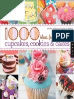 1,000 Ideas for Decorating Cupc - Salamony, Sandra