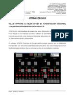 Articulo Tecnico Relab Software - OEM Electric