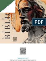 PREVIEW Etica Cristiana y Nuevo Testamento EVD
