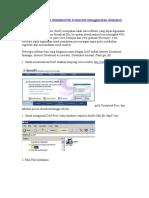 Mempercepat Download Menggunakan Download Accelerator Plus