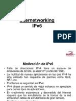 protocolo ipv 6