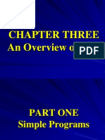 c++ chapter 3